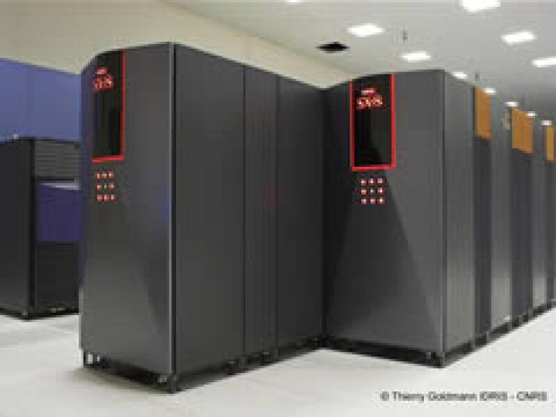 La supercalculadora ayudará a realizar investigaciones en diferentes ramas. (Foto: Thierry Goldmann.)