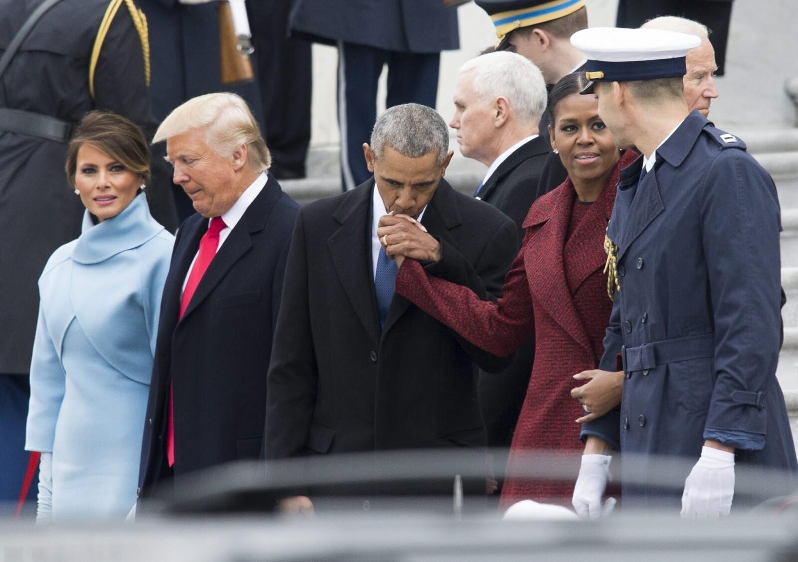 Parejas presidenciales