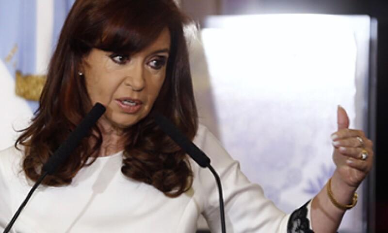 Argentina ha advertido sobre la posibilidad de acudir a cortes internacionales para que revise el caso. (Foto: Reuters)