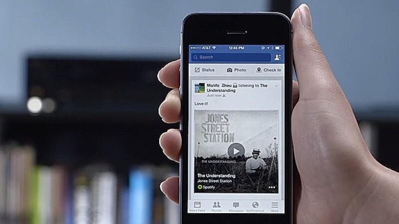 facebook shazam musica tv