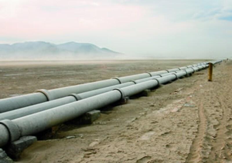 La crisis de agua y financiamiento tiene secos los proyectos de infraestructura hidráulica. (Foto: Carlos Ferrer)