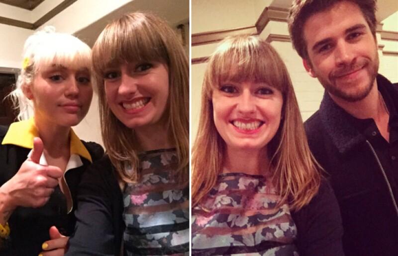 Estas fueron las fotos que evidenciaron que, efectivamente, están juntos.