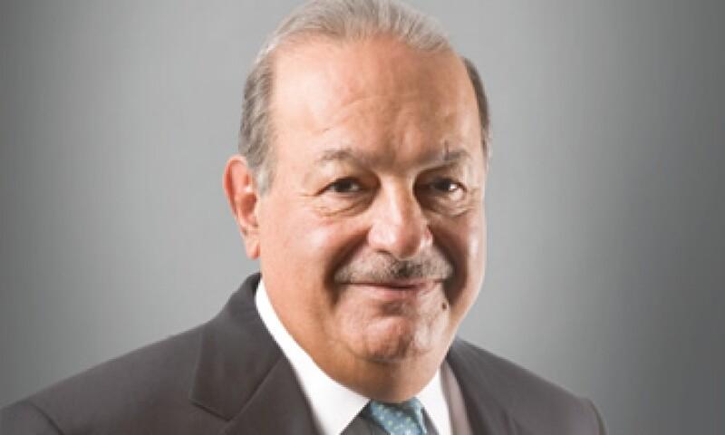 Los negocios del empresario número 1 de México van viento en popa; su entrada a la televisión es la piedra en su camino. (Foto: Archivo Expansión)