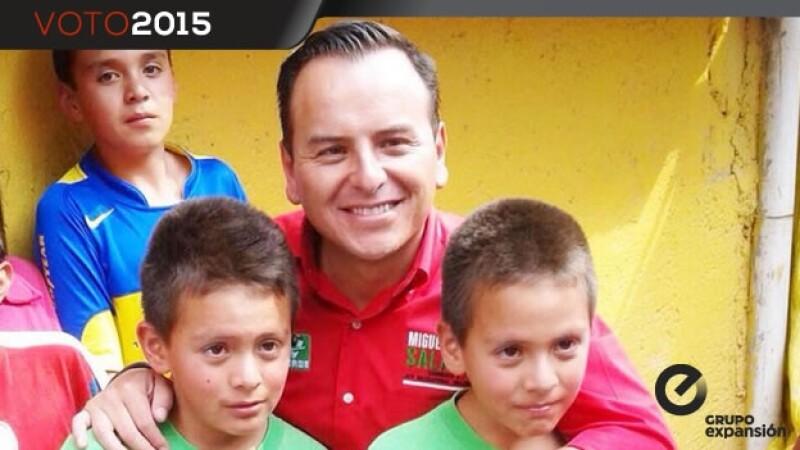 Candidato Cuajimalpa