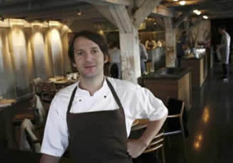 El chef del Noma es Rene Redzepi, de 33 años, quien sirve una nuevo tipo de cocina nórdica. (Foto: Reuters)