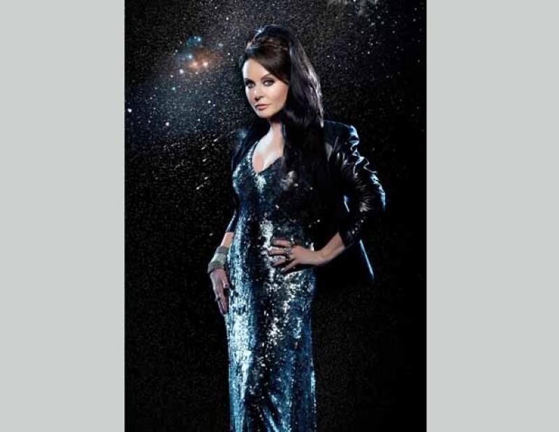 Sarah Brightman es poseedora de más de 180 discos de Oro y Platino en 38 países.