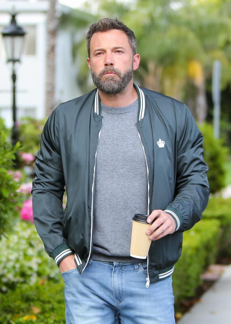 Celebrity Sightings In Los Angeles - May 21, 2019