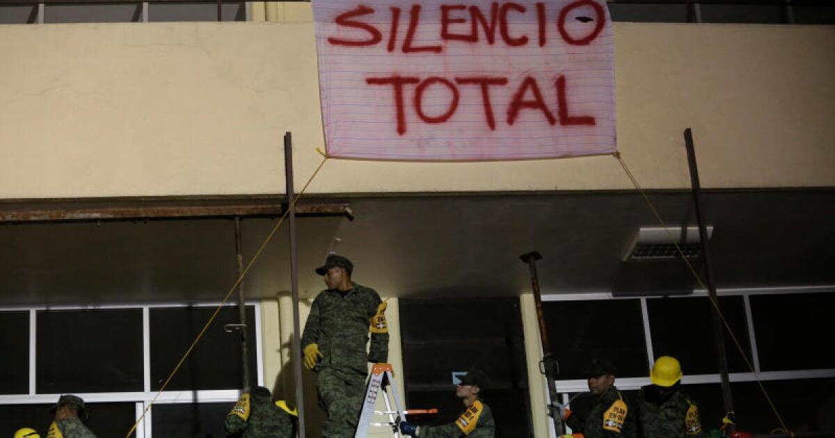 Declaran culpable a la dueña del Rébsamen por la muerte de 26 personas
