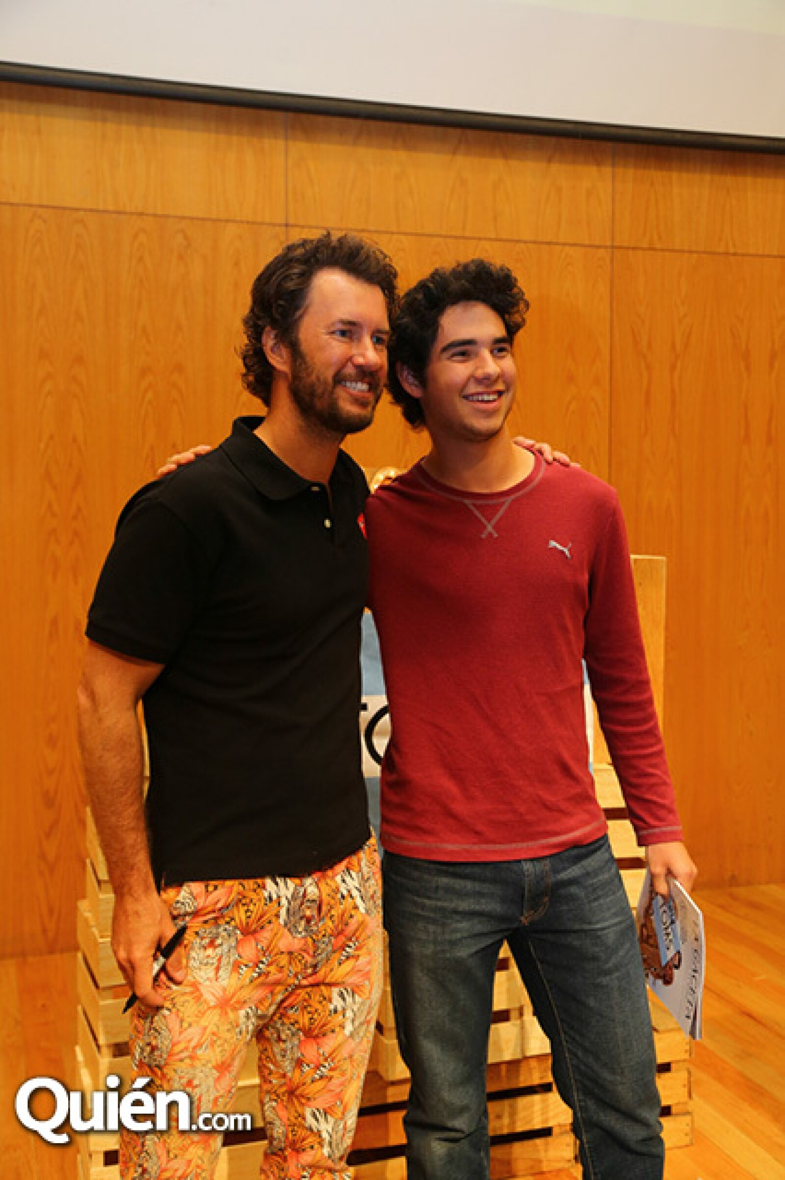 Blake Mycoskie y Jorge Ruiz
