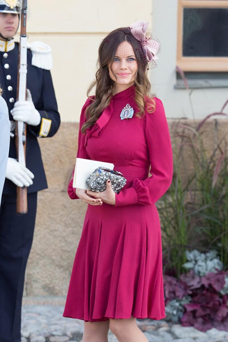 Este jueves la Casa Real sueca dio conocer la feliz noticia; el nacimiento del primogénito de la pareja se espera para abril de 2016.