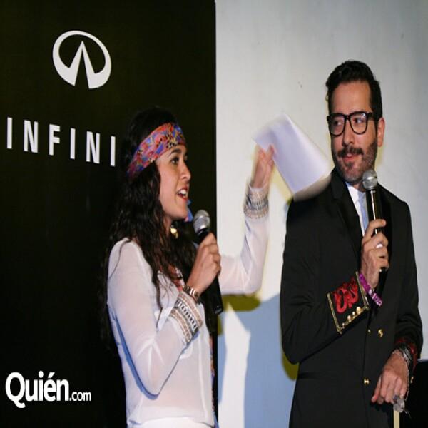 Erika Rosales,Guillermo Martínez