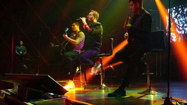 """Reik cierra su gira """"Des/Amor"""" en el teatro Dolby de Hollywood"""