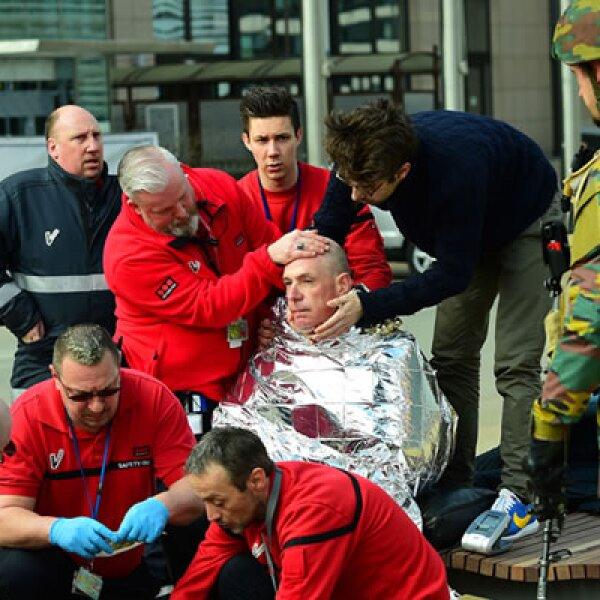 Al menos 30 muertos y 230 heridos han dejado los ataques, según información de las autoridades.