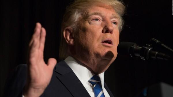 """Trump culpa a """"pandilleros indocumentados"""" de inseguridad"""