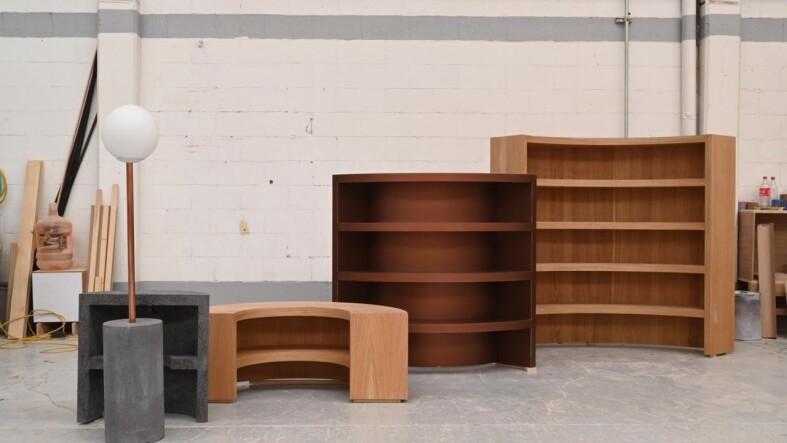 muebles de Tatiana Bilbao