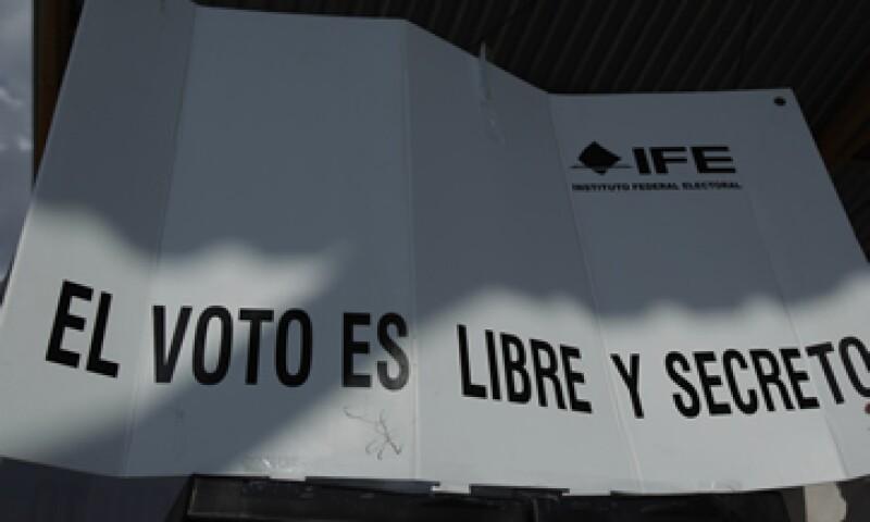 El Instituto Federal Electoral tiene una estrategia que va en cascada en materia de seguridad. (Foto: AP)