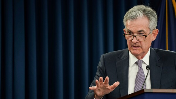 Fed balance general Jerome Powell