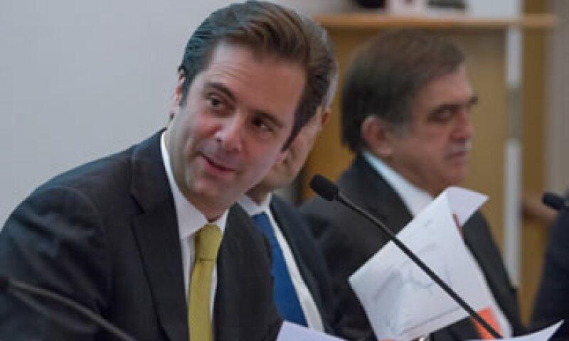 Arrigunaga renunció a la dirección de Banamex en octubre pasado. (Foto: Notimex )