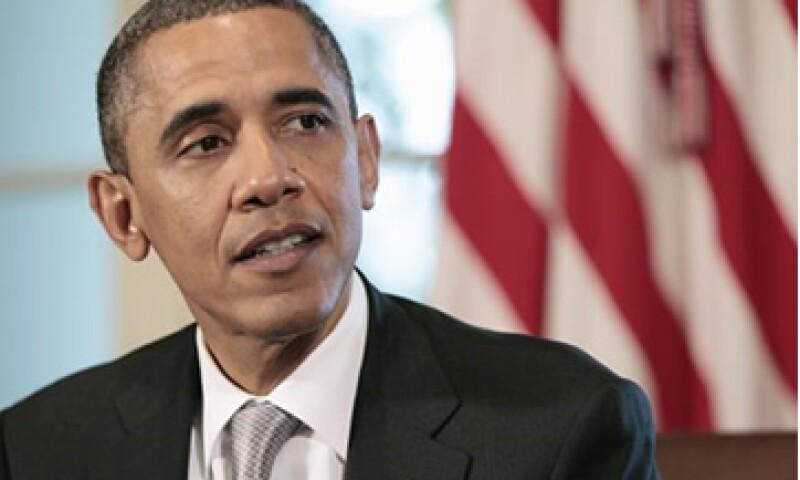 Barack Obama invitó a los legisladores a resolver sus diferencias. (Foto: AP)