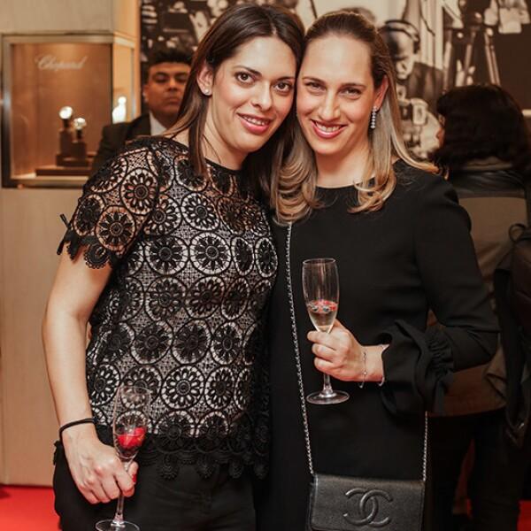 Úrsula Luna y Daniela Kaos