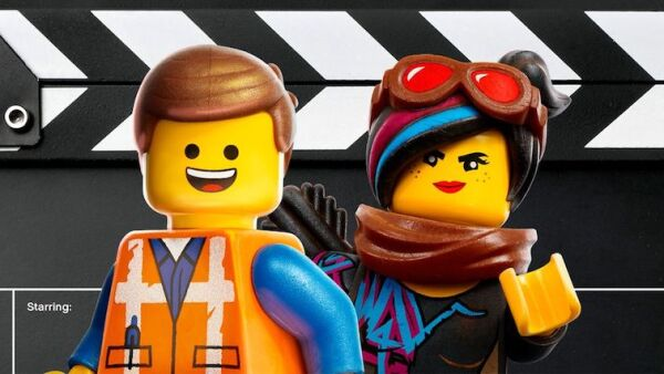 The LEGO Movie 2 Movie Maker.