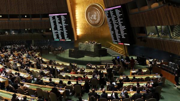 Por amplia mayoría, la ONU condena la decisión de Trump sobre Jerusalén