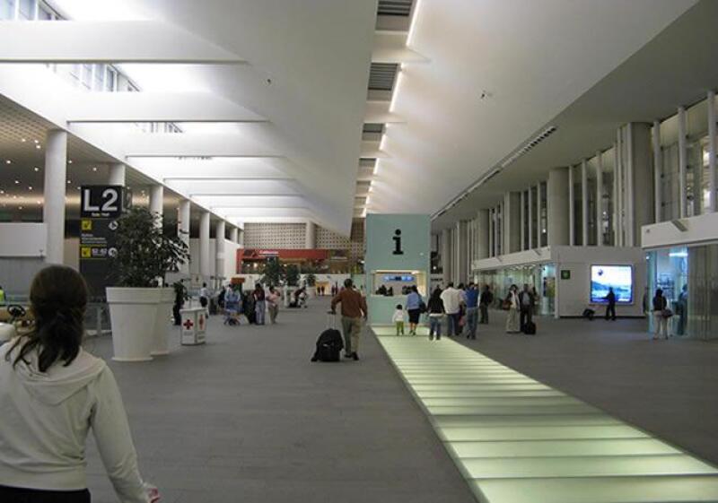 T2 Aeropuerto de la Ciudad de M�xico