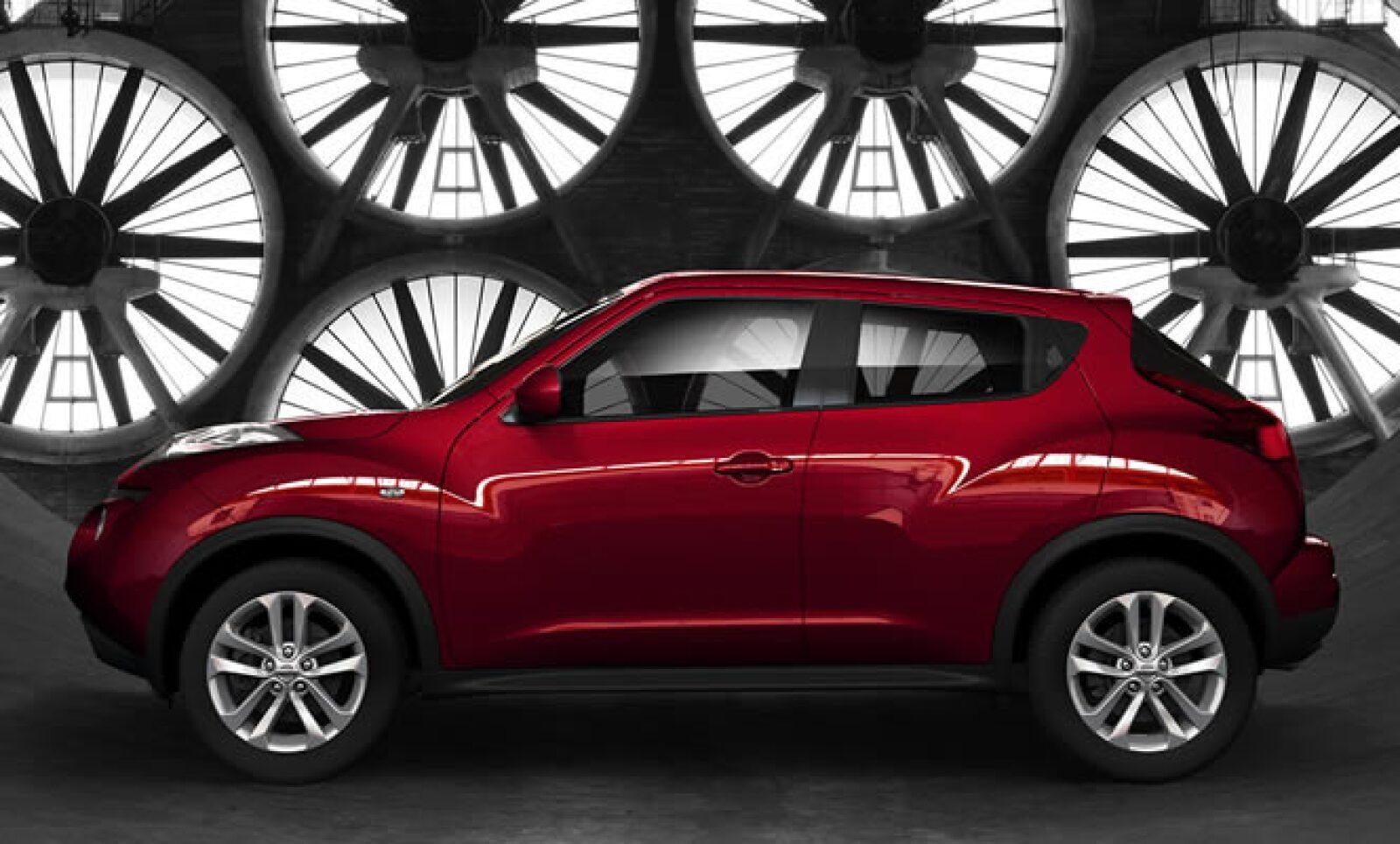 El diseño es obra de Alfonso Albaisa, vicepresidente del centro de diseño de Nissan en América.