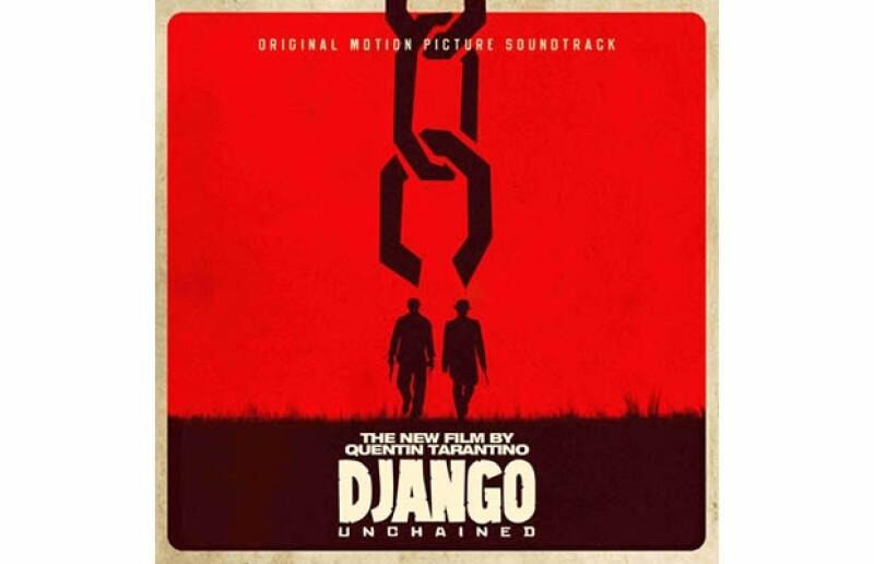 Tenemos 5 CDs de `Django Unchained´.