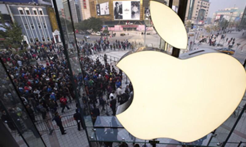El fondo contaba con 11.56 millones de acciones en Apple a fines de diciembre. (Foto: AP)