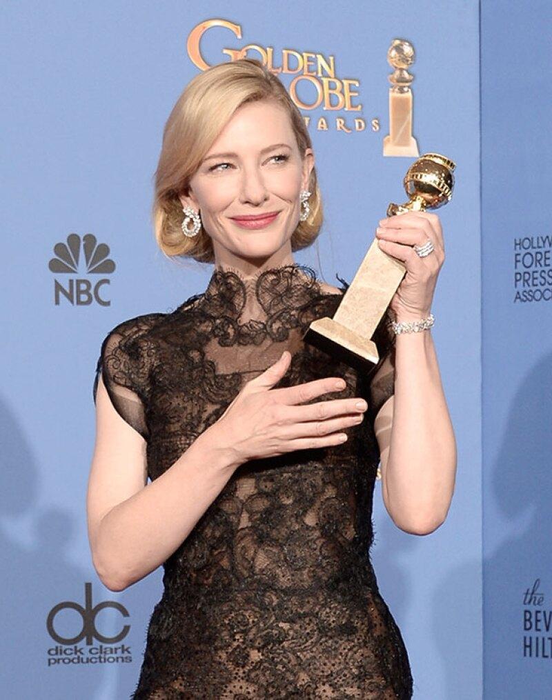 Carol es la película más nominada este año.