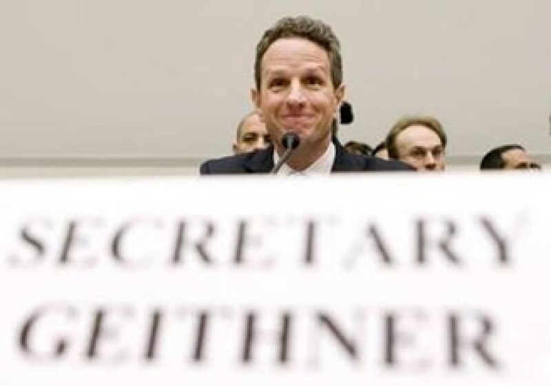 Geithner opinó que las compañías en problemas deben enfrentar las consecuencias de la quiebra. (Foto: Reuters)