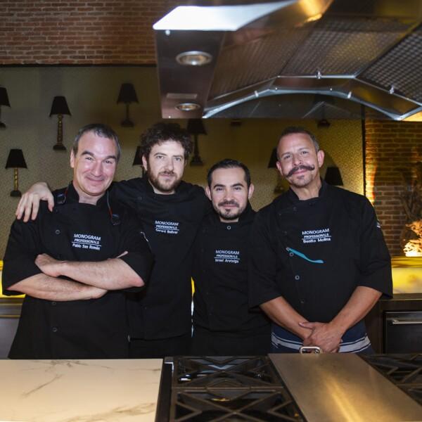 Pablo San Roman, Gerard Bellver, Israel Aretxiga, Benito Molina.jpg