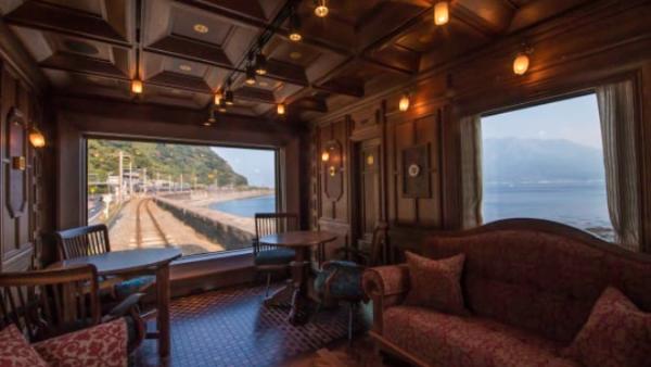 tren más lujoso del mundo