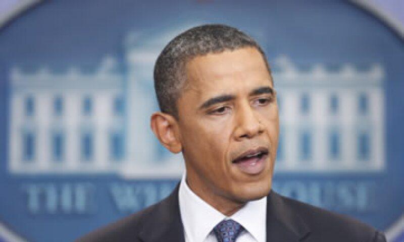 El presidente descalificó la propuesta del senador John Boehner. (Foto: AP)