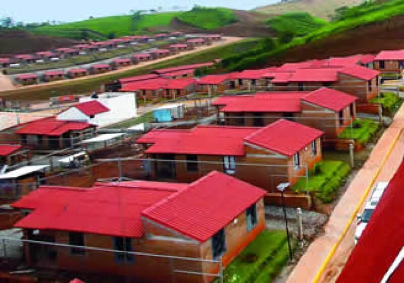 Nuevo Juan de Grijalva, la primera Ciudad Rural Sustentable. (Foto: Presidencia)