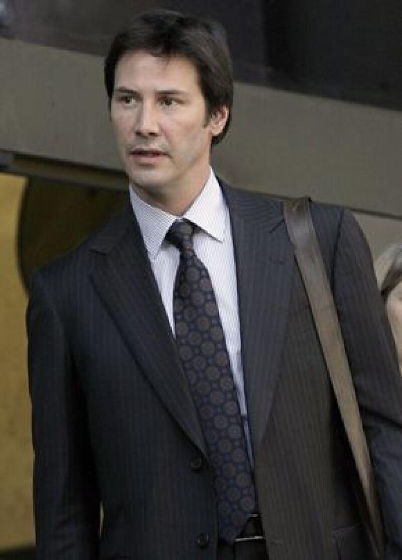 El proceso civil en contra del actor por haberle causado lesiones a un paparazzo en marzo del 2007 comenzó este lunes.