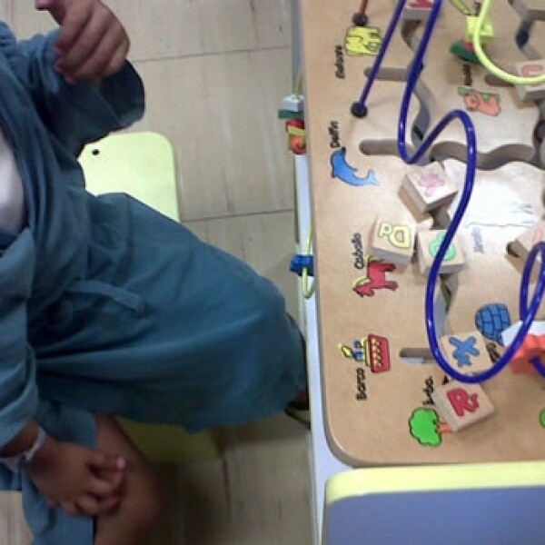 Acapulco niños cáncer escuela 5