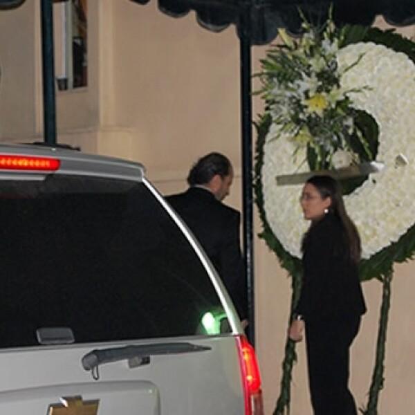 Alejandra Sota Funeral Blake Mora