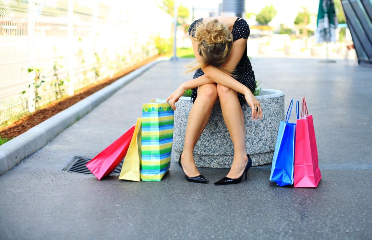 ¿Eres comprador compulsivo y no lo sabes?