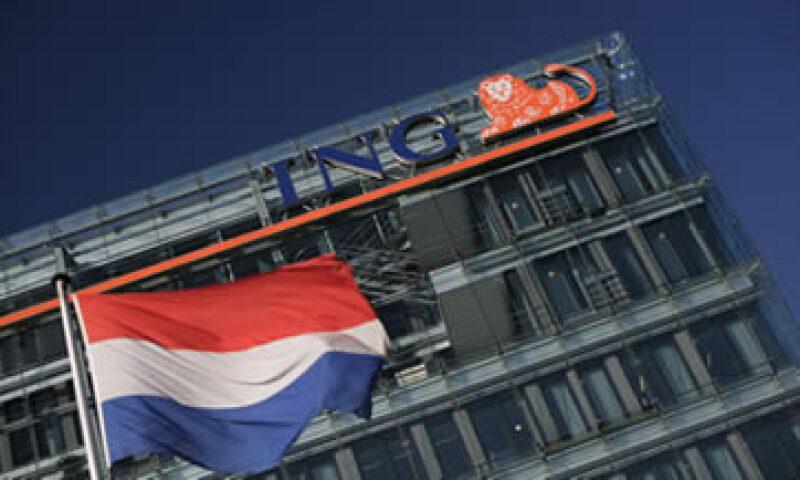 ING está en inmensa reestructuración luego de la ayuda financiera por 10,000 mde que recibió del Estado en 2008. (Foto: AP)