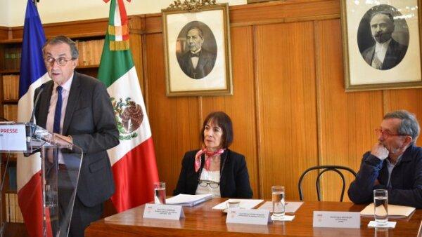 embajador México en Francia