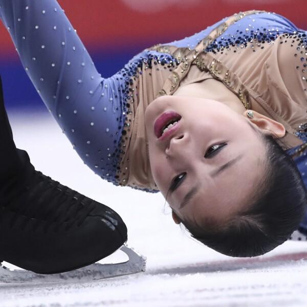 ISU Grand Prix of Figure Skating - 2019 Rostelecom Cup