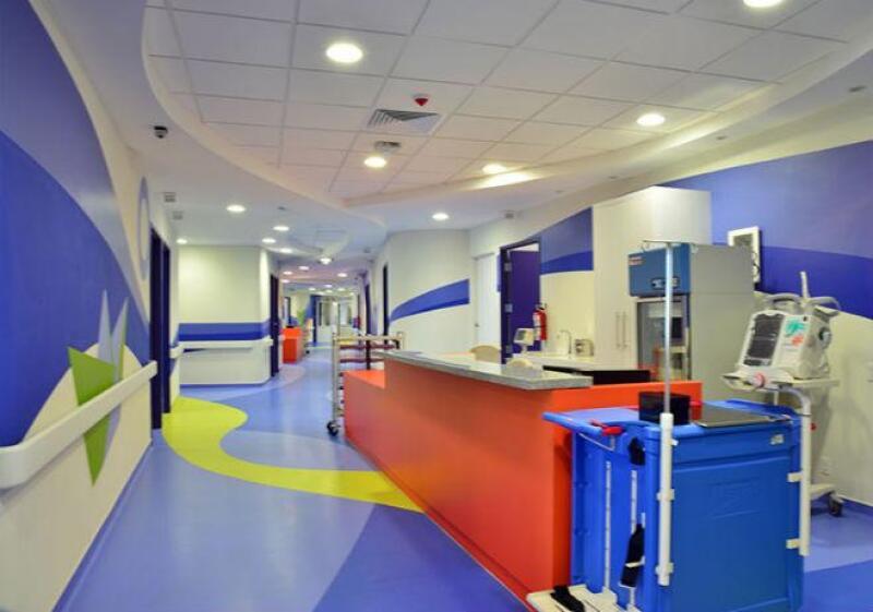 Hospital Infantil Telet�n de Oncolog�a