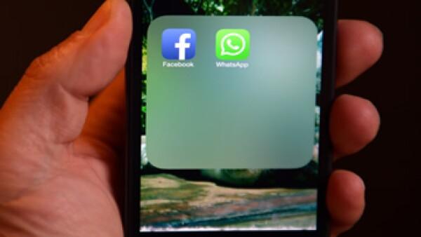 Facebook convenció a la Comisión Europea de que el acuerdo no tenía efectos anticompetitivos. (Foto: AFP)