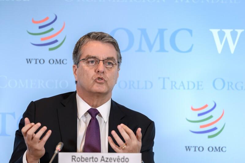 Roberto Azevedo OMC