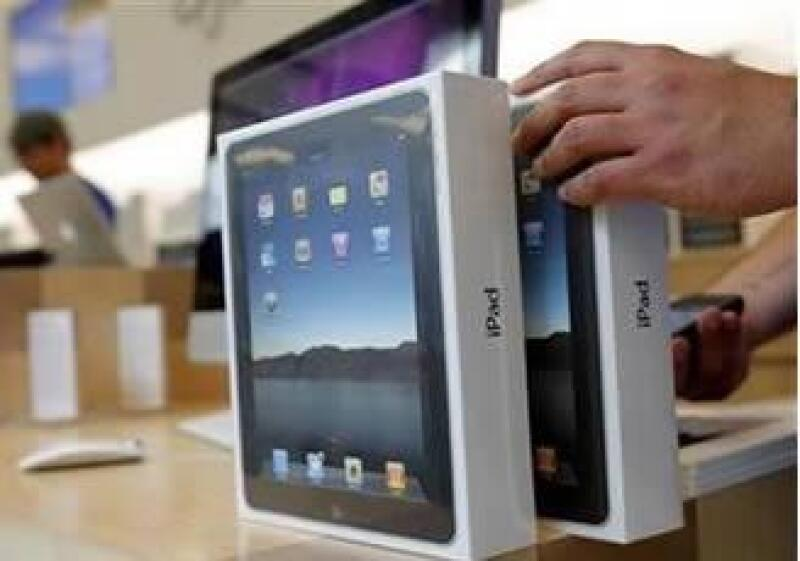 ipad venta ganancias apple RT