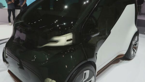 Honda auto aut�nomo