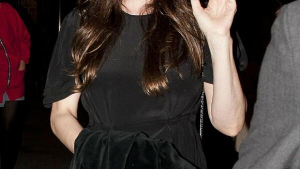 """La actriz de """"The Leftovers"""" se encuentra embarazada de su novio Dave Gardner; la estrella tiene un hijo de nueve años fruto de su primer matrimonio."""