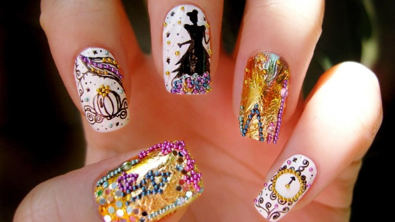 galeria uñas nail art